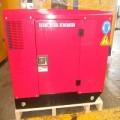 DISTRIBUTOR TOKO MESIN GENSET ONLINE JUAL Genset 11000 Watt  FEDERAL FDD12S TERMURAH