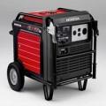 DISTRIBUTOR TOKO MESIN GENSET ONLINE JUAL Genset Honda 6.5 kVA Portable TERMURAH